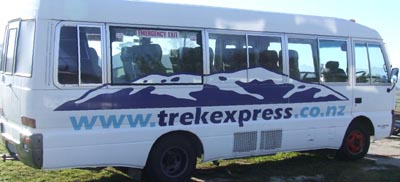 Trampers Bus Transport